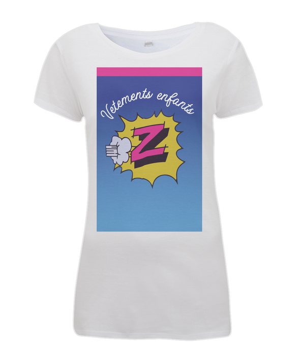 Z Vetements womens t-shirt