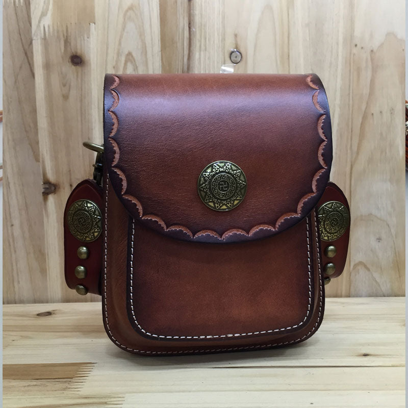 Next.  109.00 109.00. No reviews. Overview¡êo. Design  Handmade Leather  Carp Mens Messenger Bag ... 583c3901b3cdf