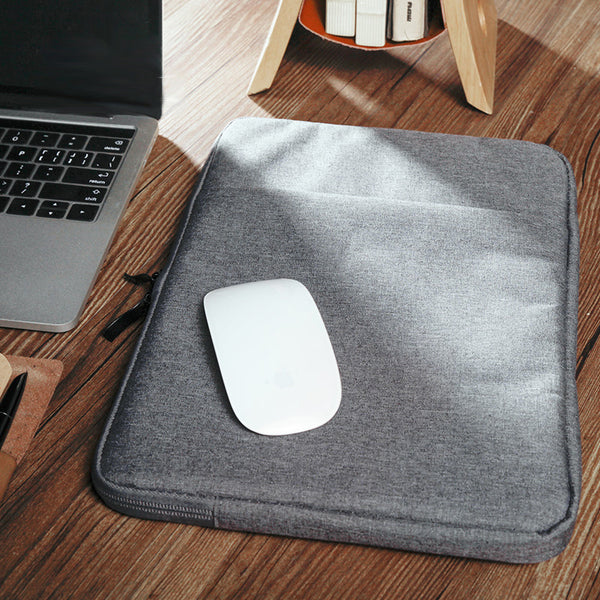 Fashion Nylon Cloth PVC 13'' Men's Computer Bag 15.6'' Business Computer Case For Men