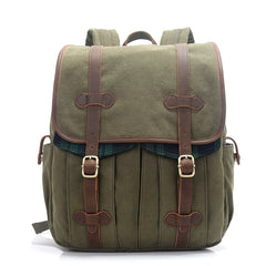 Canvas Leather Mens 15