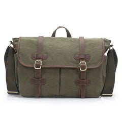 Canvas Leather Mens Womens 14