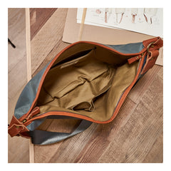 Fashion Nylon Mens Womens Khaki Messenger Bags Nylon Side Bag Shoulder Bag for Men Women