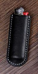 Black Bic j3 j5 j6 Leather Lighter Case Leather Bic j3 j5 j6 Lighter Holder Leather Bic j3 j5 j6 Lighter Covers For Men