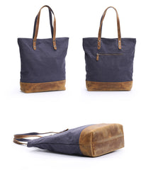 Canvas Leather Mens Womens 15