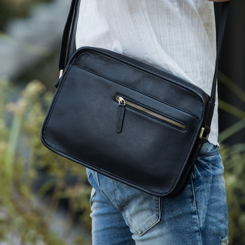 2ff792eabb54 Previous. Next.  149.00 149.00. Overview:. Design  Cool Leather Mens Small  Messenger Bags Shoulder Bag for Men