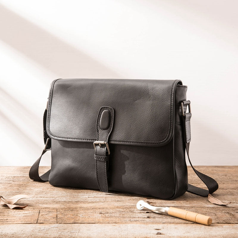 Cool Leather Mens Small Messenger Bags Shoulder Bags for Men. Write a  review. SKU  HB03181007. Previous 48bf0e05a1