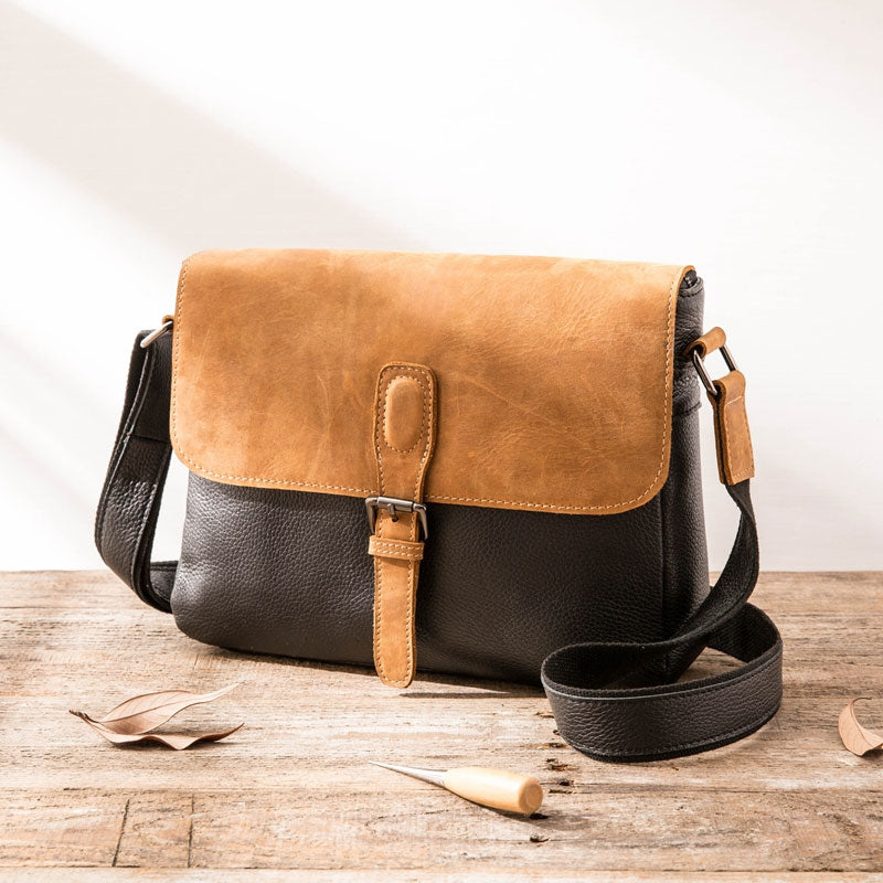 Previous. Next.  139.00 139.00. Overview:. Design  Handmade Cool Leather  Mens Small Messengers Bag Shoulder Bags for Men 844ee042cf