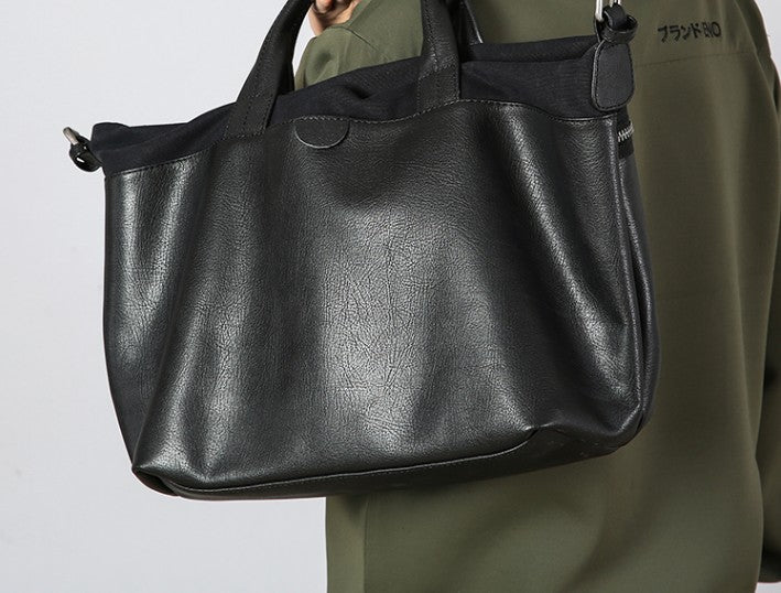 Next.  179.00 179.00. No reviews. Overview:. Design  Handmade Leather Mens  Tote Bag Cool ... ad7c24600c