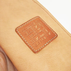 Handmade Mens Black Long Wallet Brown Cool Zipper Long Wallet Clutch Wallet For Men