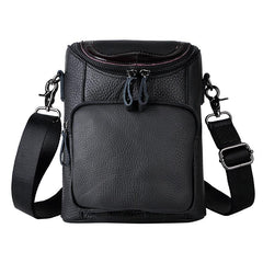 Leather Belt Pouches for Men Waist Bags Cell Phone Holsters BELT BAG Shoulder Bag For Men