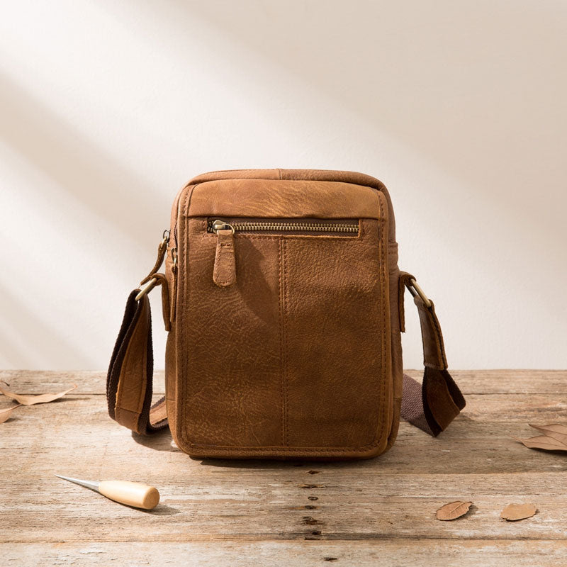 Previous. Next.  99.00 99.00. Overview:. Design  Cool Leather Mens Small  Messenger Bags Shoulder Bag for Men 27a37908b4