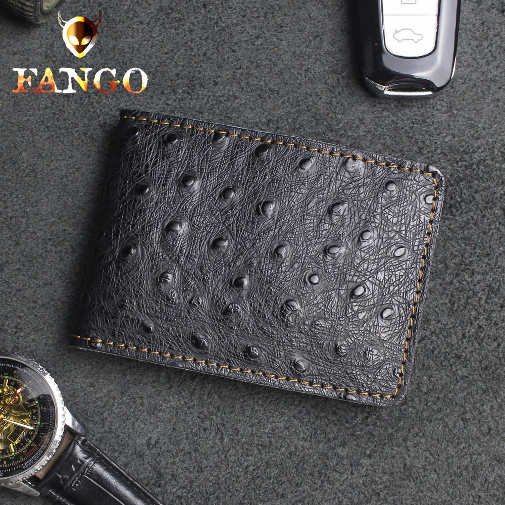 Handmade Leather Mens License Wallets Cool billfold Wallet Card Holder Small Card Slim Wallets for Men