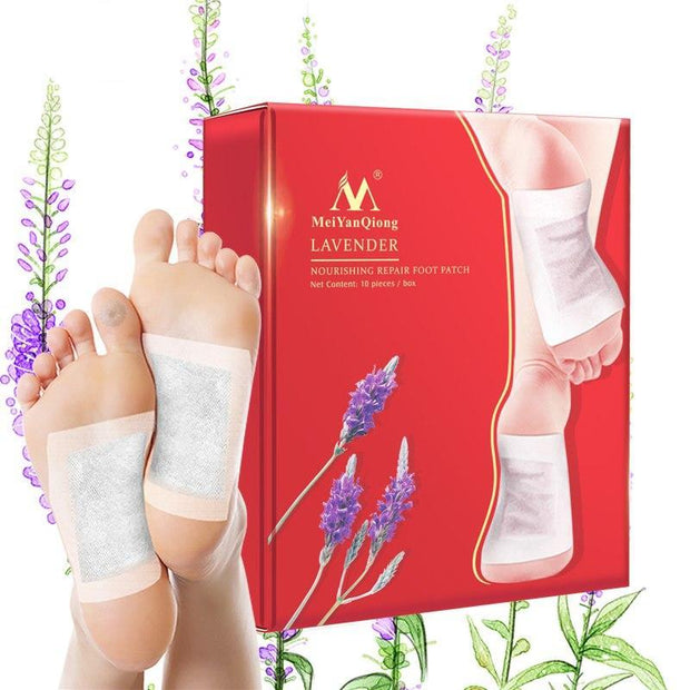 Premium Detox Foot Pads (Set of 10)