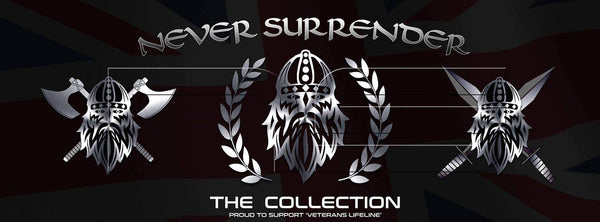 Never Surrender Viking Collection