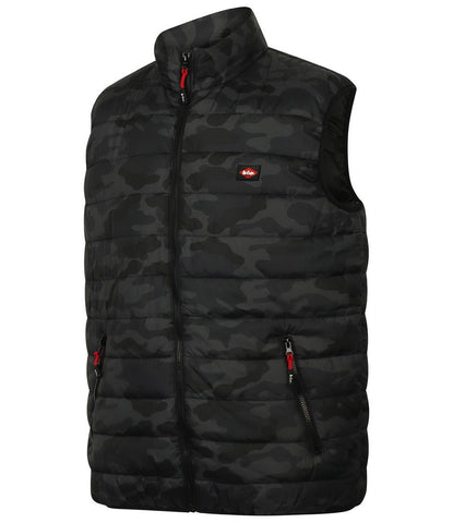 Gilet And Bodywarmers - Camo Padded Men's Gilet