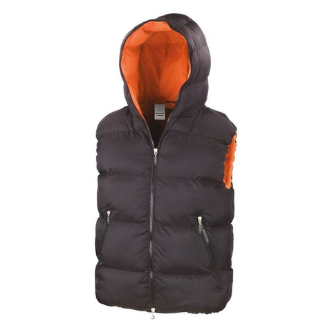 Gilet And Bodywarmers - Dax Down Feel Gilet Hoodie