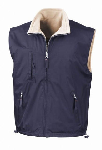 Gilet And Bodywarmers - Reversible Men's Bodywarmer