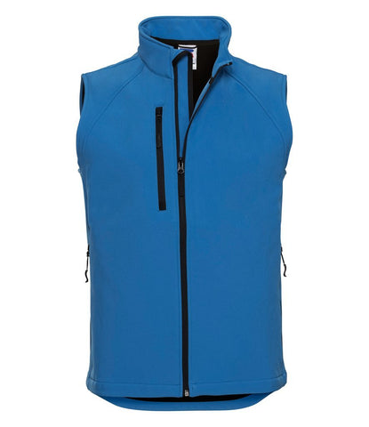Gilet And Bodywarmers - Russell Soft Shell Gilet