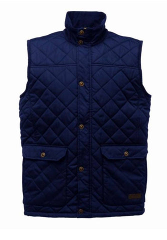Gilet And Bodywarmers - Tyler Quilted Bodywarmer