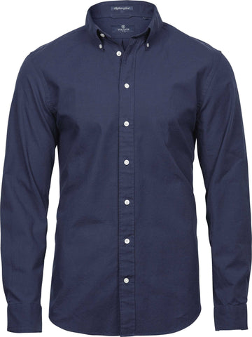 Long Sleeve Shirt - Perfect Long Sleeve Oxford Shirt
