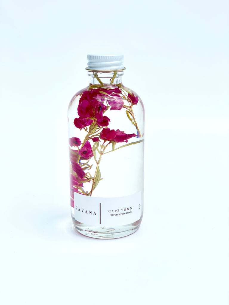 Cape Town Floral Diffuser