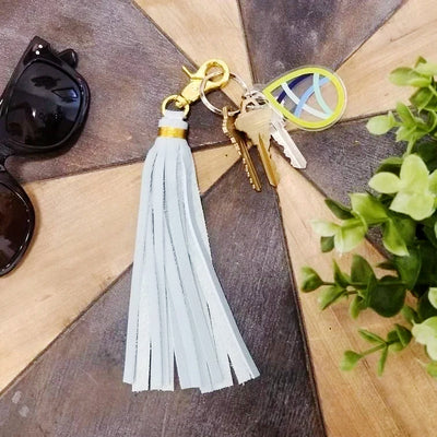 *LIMITED EDITION* Founders Circle Large Leather Tassel (Investment Collection)