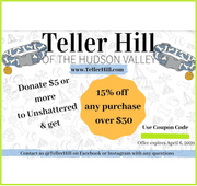 Teller Hill Coupon Code