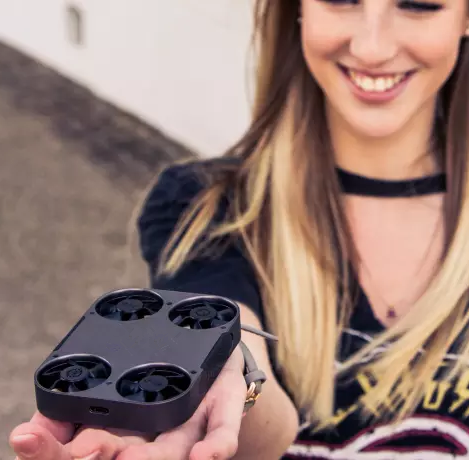 Pocket Size Flying Selfie Camera
