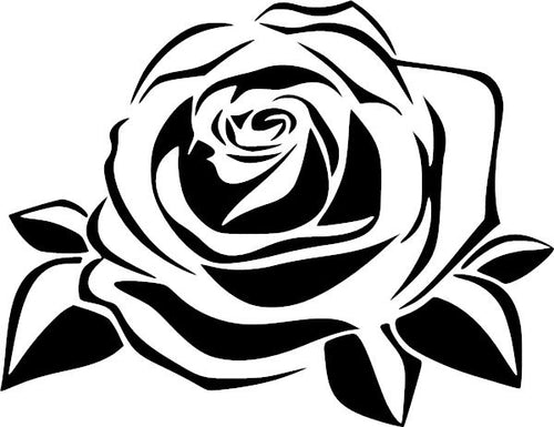 Z:\Decals to Make\new decals to upload\Completed\decal-1576 Rose 3 vinyl decal\decal-1576 Rose 3 vinyl decal.jpg