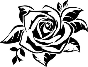 Z:\Decals to Make\new decals to upload\Completed\decal-1577 Rose 4 vinyl decal\decal-1577 Rose 4 vinyl decal.jpg