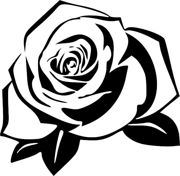 Z:\Decals to Make\new decals to upload\Completed\decal-1578 Rose 5 vinyl decal\decal-1578 Rose 5 vinyl decal.jpg