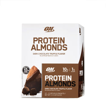 ON Protein Almonds 12 Pack