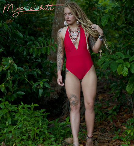 RED ROSE | SWIMSUIT
