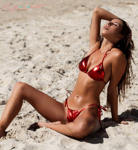 Red Shine | Bikini