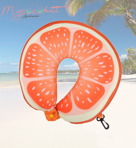 Orange | Travel Pillow