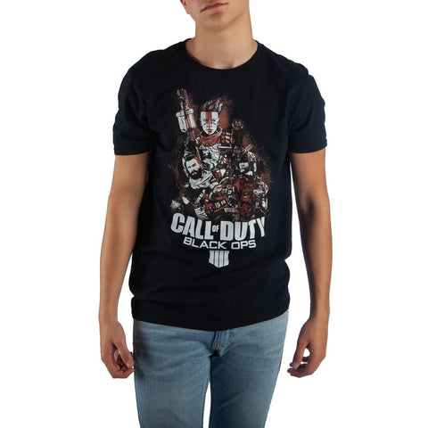 Specialist Call of Duty Black Ops Apparel Call of Duty Tee Call of Duty Shirt - Call of Duty Black Ops 4 Shirt Cal of Duty TShirt