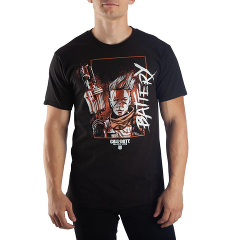 Battery Call of Duty Black Ops 4 Shirt Call of Duty TShirt Call of Duty Tee - Call of Duty Black Ops Apparel Call of Duty Shirt