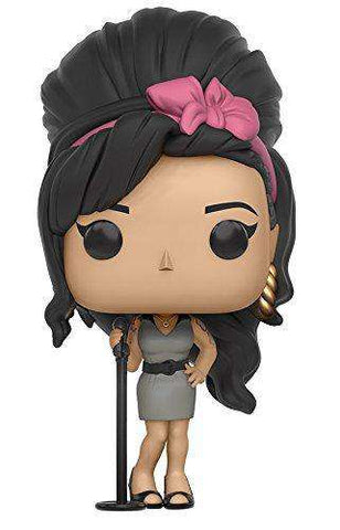 Action Figures - Funko Toys Amy Winehouse Pop Rocks Vinyl Figure