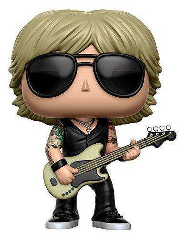 Action Figures - Funko Toys Guns N Roses Duff Mckagan Pop Rocks Vinyl Figure