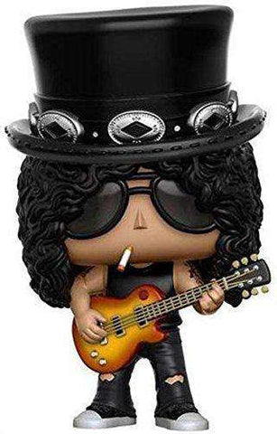 Action Figures - Funko Toys Guns N Roses Slash Pop Rocks Vinyl Figure