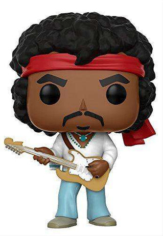 Action Figures - Funko Toys Jimi Hendrix Woodstock Pop Rocks Vinyl Figure