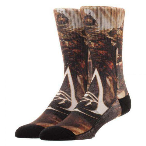 Assassin's Creed Origins Sublimated Socks