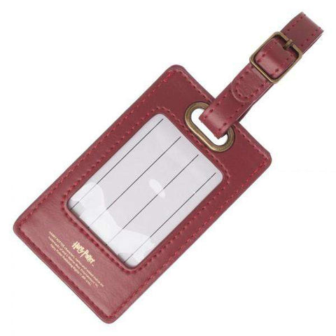Harry Potter Ticket Luggage Tag