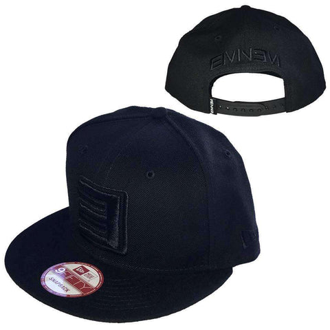 Hats - Eminem Logo New Era Hat