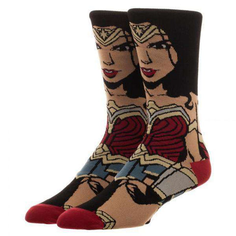 Justice League Wonder Woman's 360 Sock