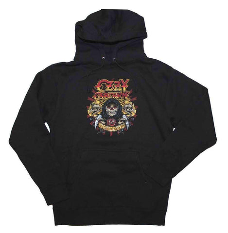 Men's Sweatshirts - Ozzy Osbourne Can't Kill Rock And Roll Hoodie