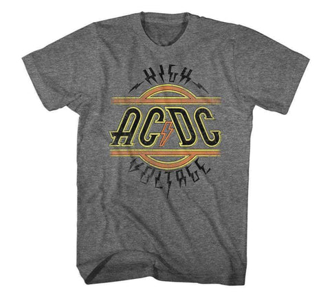Men's T-Shirts - AC/DC High Voltage T-Shirt