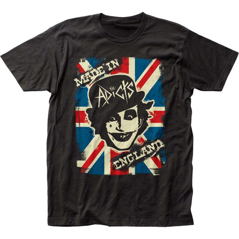 Men's T-Shirts - Adicts Made In England T-Shirt