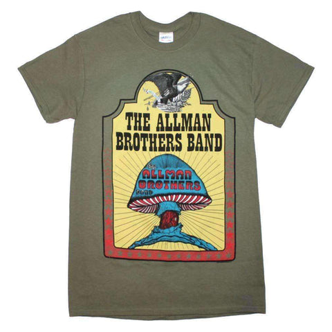 Men's T-Shirts - Allman Brothers Hell Yeah T-Shirt