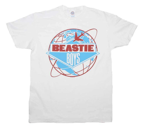 Men's T-Shirts - Beastie Boys Around The World T-Shirt